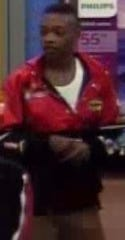 Surveillance of possible subject in grand theft at Cocoa Walmart.