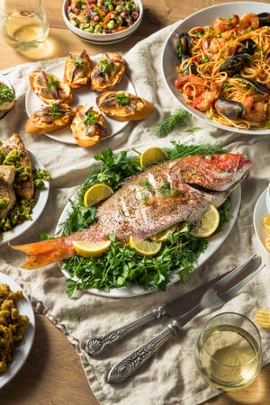 A favorite holiday food tradition in Brevard County? The Italian Feast of 7 Fishes.
