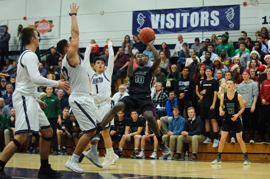 Rice Vs Burlington Boys Basketball 12 20 18