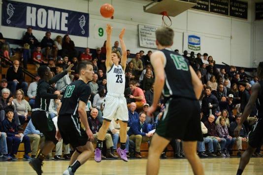 Rice Vs Burlington Boys Basketball 12 20 18