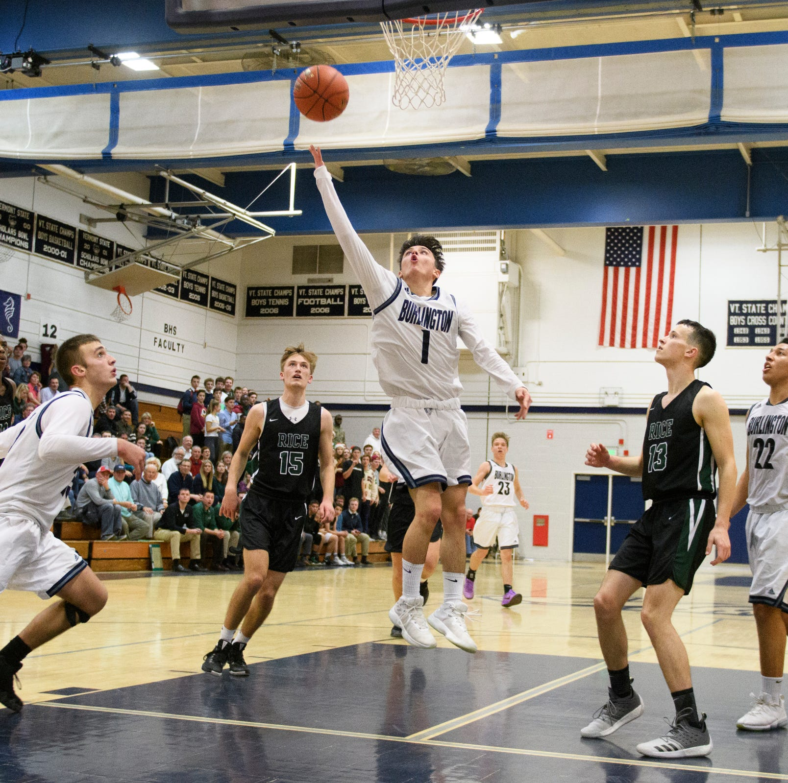 Varsity Insider: Week 2 Vermont boys basketball power rankings