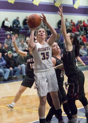 The AP released its Ohio High School Athletic Association girls basketball polls on Wednesday and ranked the Unioto Shermans at 14th in the Division II poll.