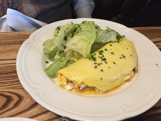 The Omelet from Sacred Beast