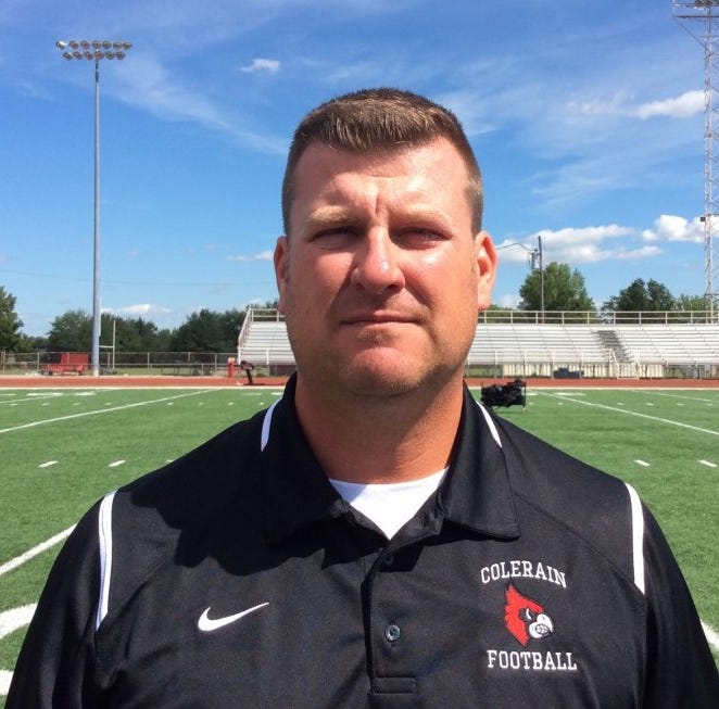 Colerain names defensive coordinator Shawn Cutright head football coach, pending approval