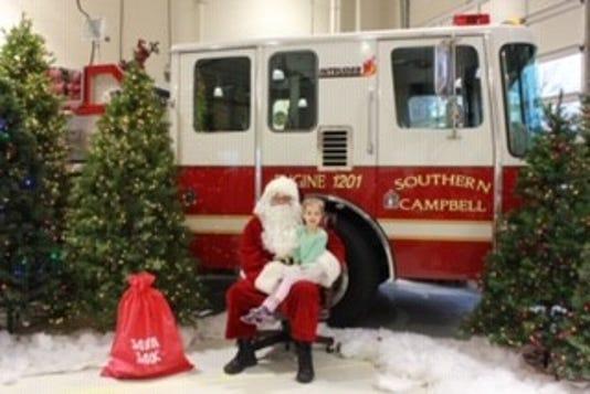 Alex Breakfast With Santa