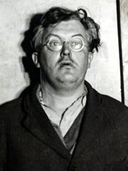 Charles Bischoff on the day he confessed to murdering Marian McLean.