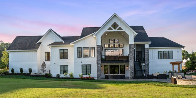 Justin Doyle Homes received a Best of Ohio award in the best custom home category for The Savannah from the Ohio Home Builders Association. Photo: Provided/Justin Doyle Homes