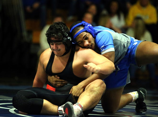 Woodbridge at Sayreville wrestling