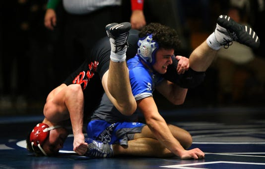 Woodbridge wrestling