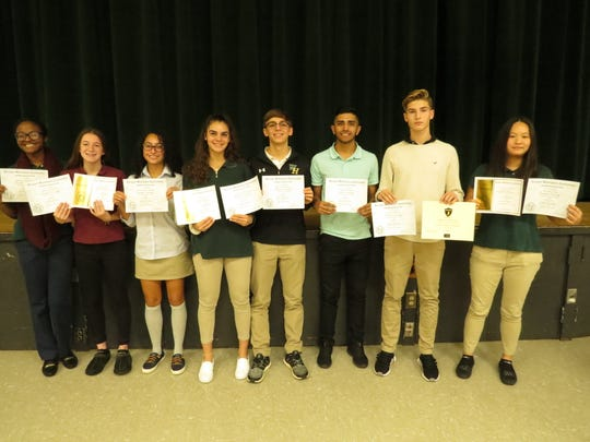 The Wardlaw + Hartridge athletes earn All-GMC Recognition