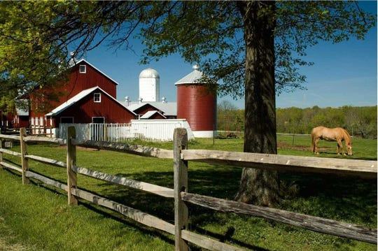 Montgomery, with its mixture of suburbia and rural areas, has been named the top town for families in New Jersey.