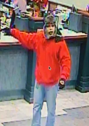 Lone gunman robs Indianola City State Bank Dec. 20