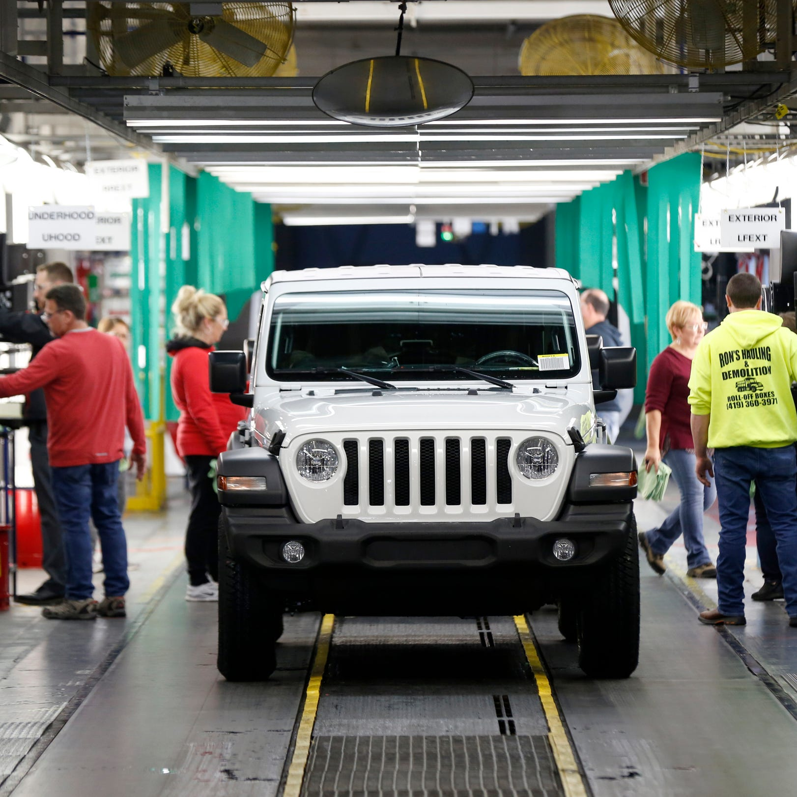 New jobs at Fiat Chrysler: How to apply, when to apply, who gets hired
