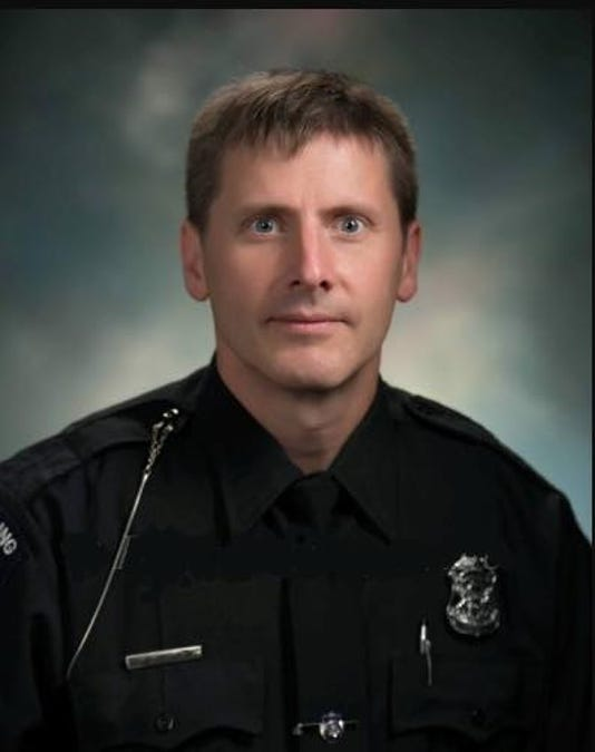 Sterling Heights Police Sergeant Daryl Brown