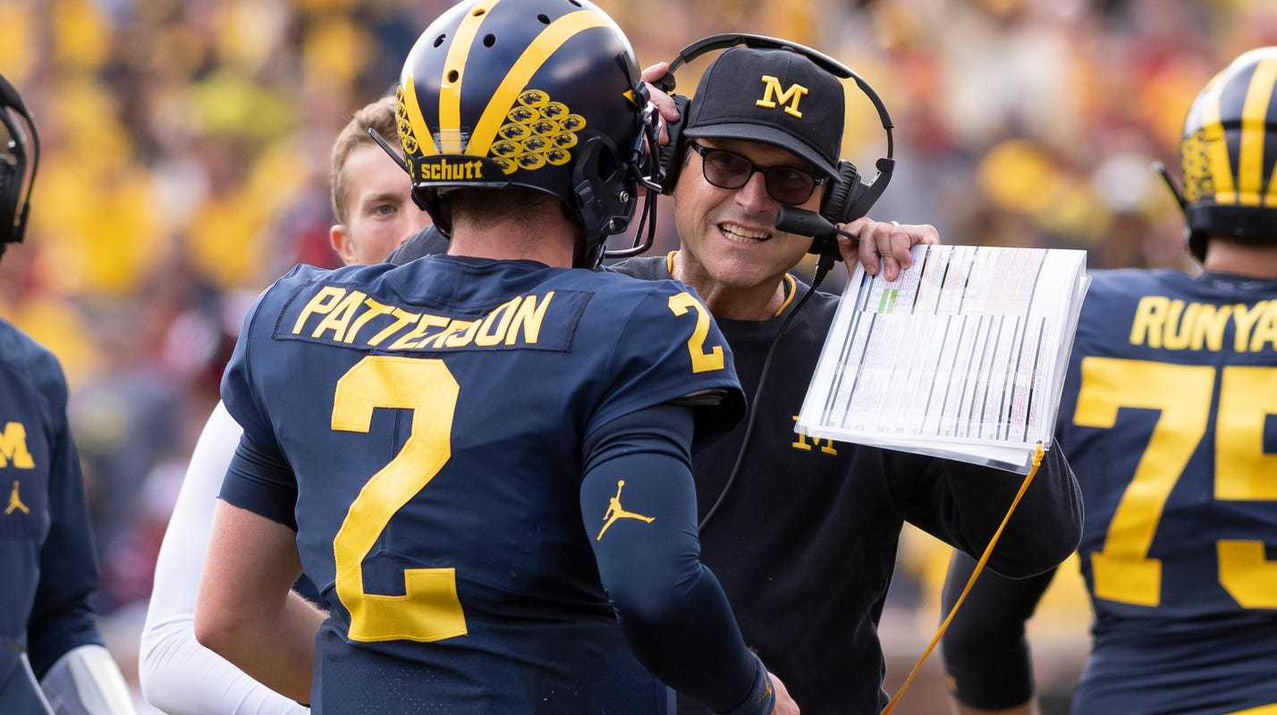 Ready, set, hike! Here's a look at the top Big Ten storylines as football season inches closer