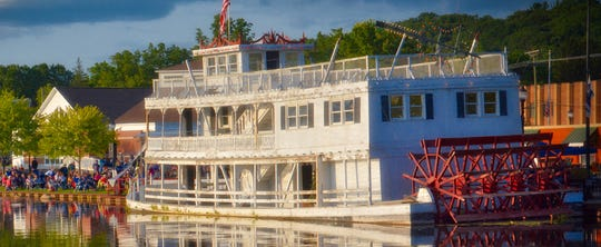 Legislators approved $1.3 million for restoration work on the Lowell Showboat. The fifth version of the boat, built in 1979, closed to the public in January 2017.