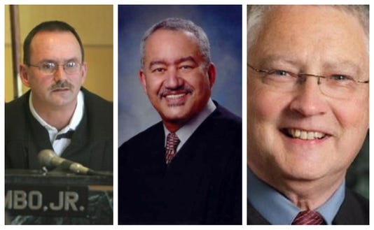 Judges to retire