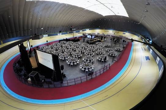 Celebrating its one-year anniversary in January, the Lexus Velodrome is the only facility of its kind in North America.