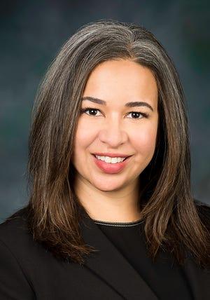 Rachael Eubanks is becoming state treasurer under incoming Gov. Gretchen Whitmer.