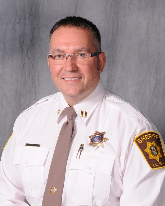 Fon Sheriff Promotions Kevin Galske