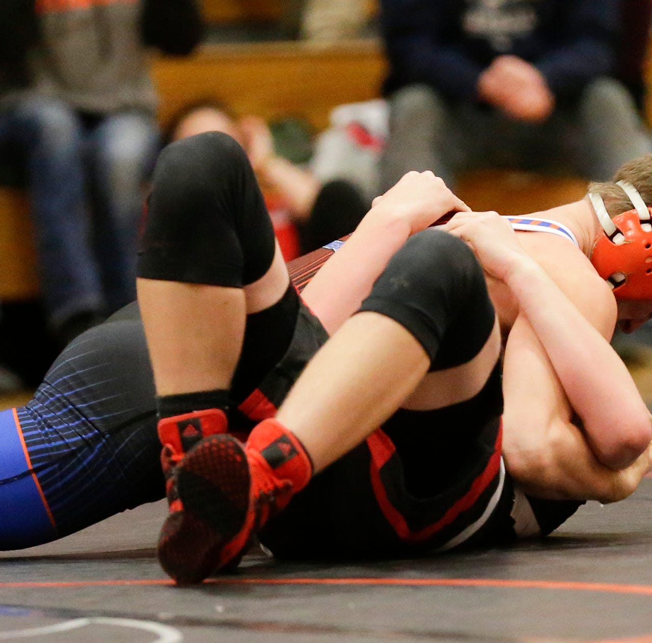 North Fond du Lac/St. Mary's Springs wrestlers hope to build on regional success
