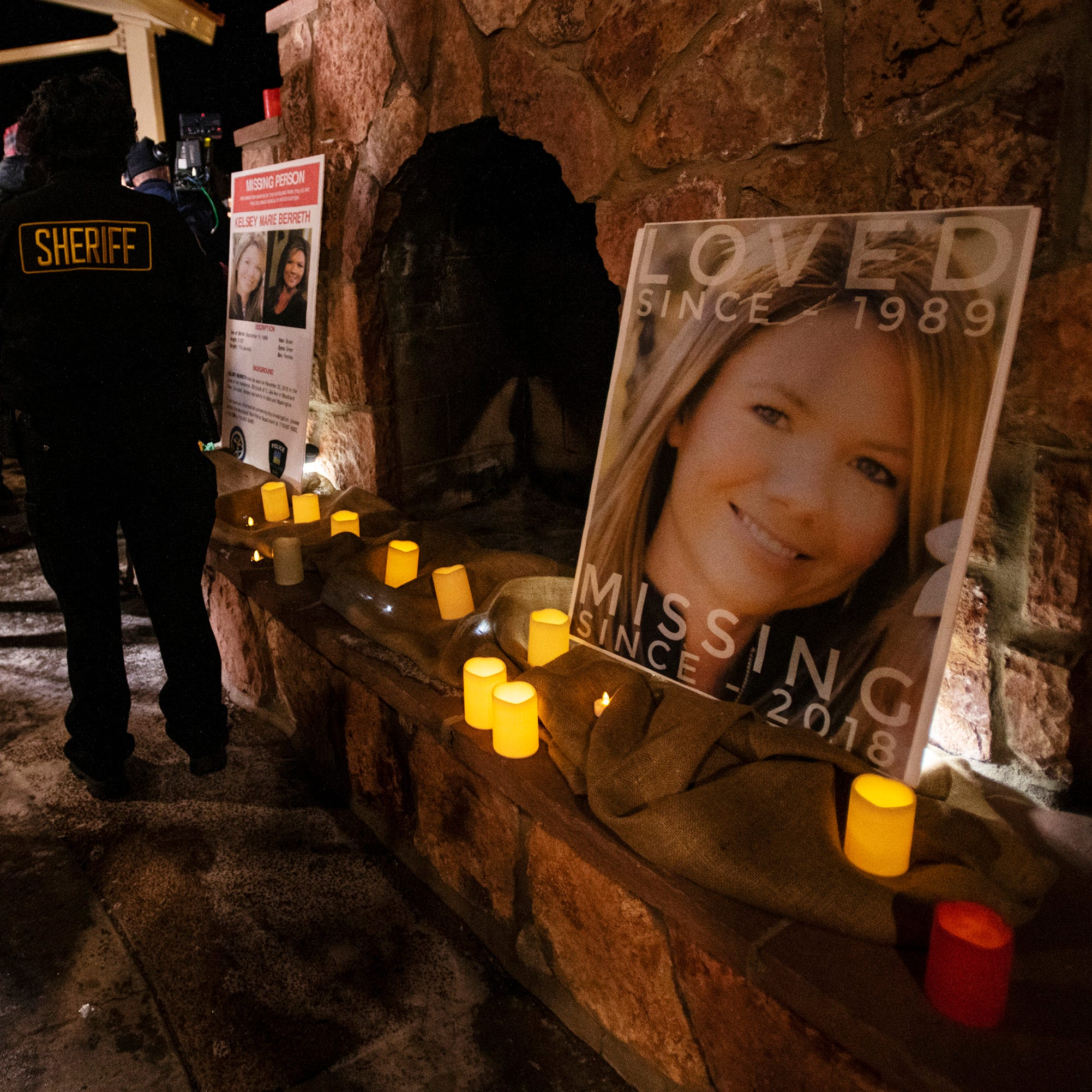 Colorado police to search Fountain landfill for Kelsey Berreth's remains