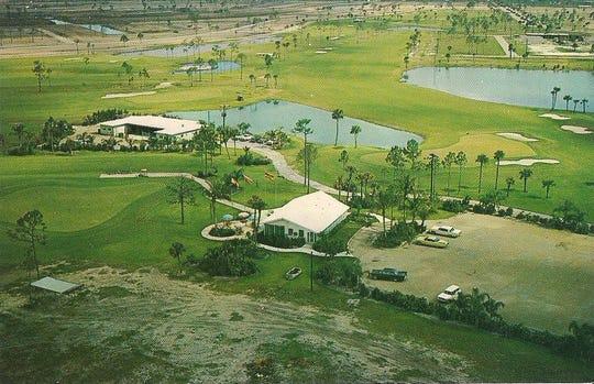 The Cape Coral Golf and Country Club on Palm Tree Boulevard opened New Year's Eve, 1967.