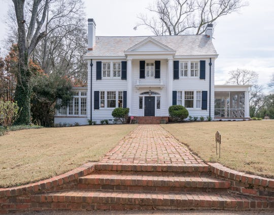 This home in Greenville sold for more than $1.8 million in April.