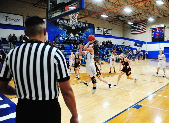 Fairfield Girls' Basketball hosts Belt on Thursday night in Fairfield.