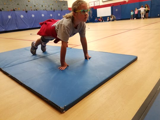 In a summer pilot of the Fitness, Food, Family and Friends program, 93 percent of kids showed improvement or stayed the same in at least half of the tests.