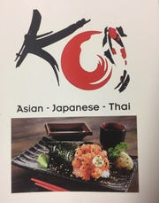 This is the logo for the new Asian restaurant in Henderson.