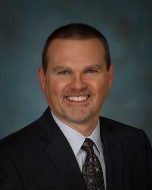 Jason Warren, HCC President.