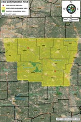 The Chronic Wasting Disease Management Zone in north Mississippi has been expanded.