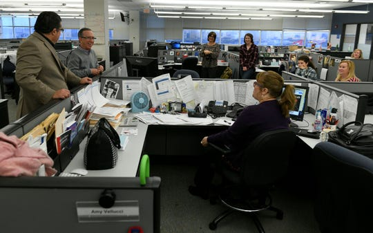 Knoxville News Sentinel Executive Editor Jack McElroy is retiring after a 43-year journalism career that netted teams under his leadership multiple national awards for fighting for open government and a Pulitzer Prize for news photography. McElroy announced the news to News Sentinel staff Friday, Dec. 21, 2018. His last day will be Feb. 1..