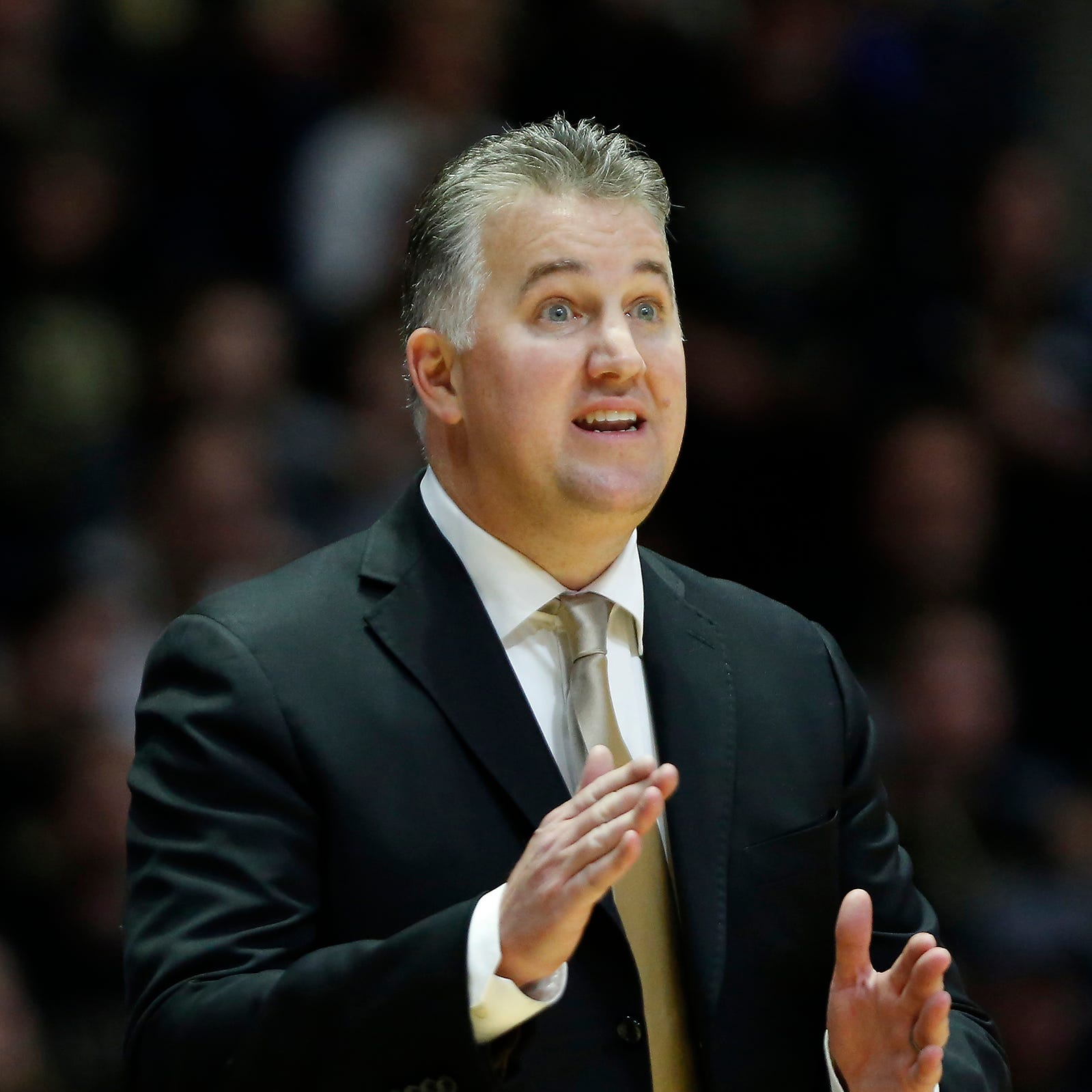 Matt Painter encouraged by Purdue basketball's 2020 recruiting momentum