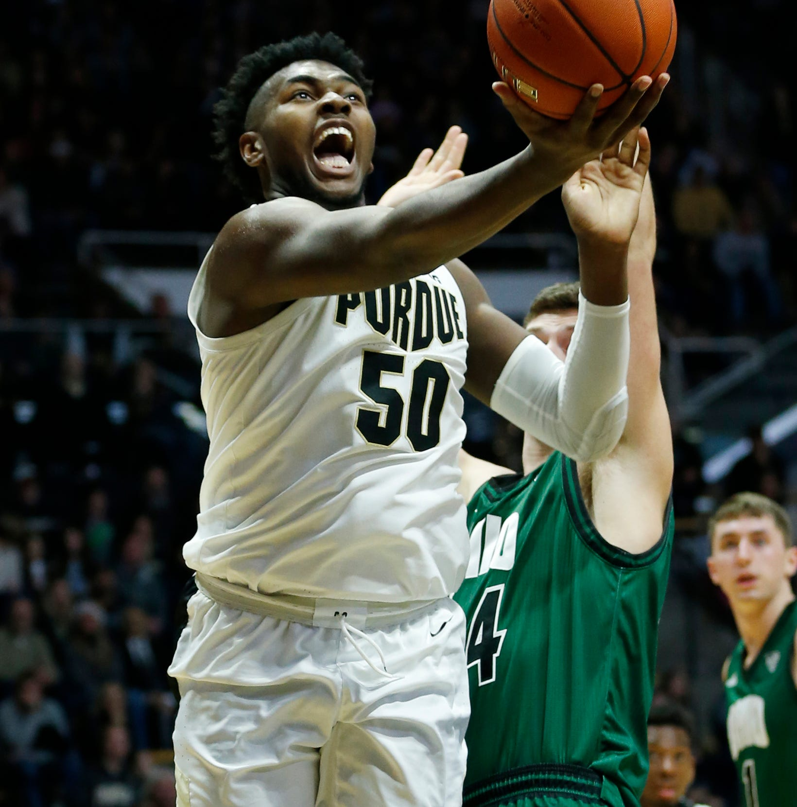 Purdue men's basketball stock watch | Big man Trevion Williams using a soft touch