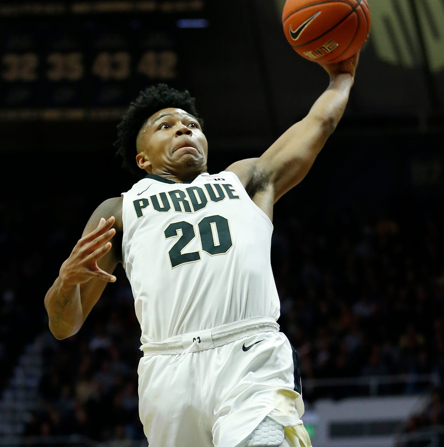 Purdue's unconventional, invaluable Nojel Eastern returns home with championship at stake