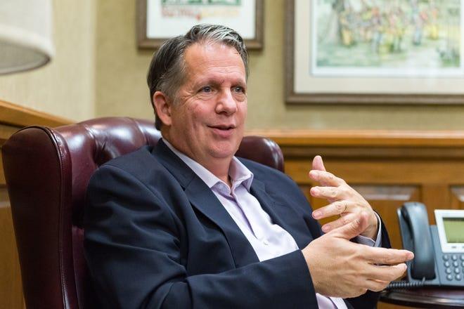 Former Lafayette Mayor Joel Robideaux