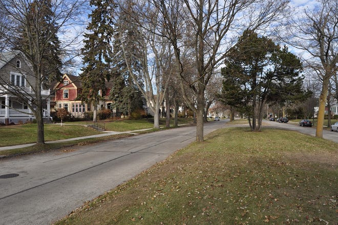Lincoln Boulevard Historic District
