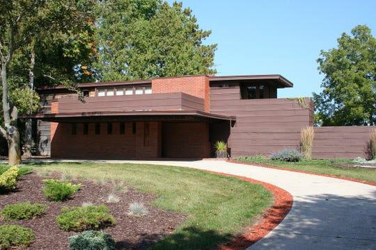 Bernard and Fern Schwartz House in Two Rivers.