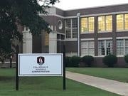 Collierville Schools Administration Building
