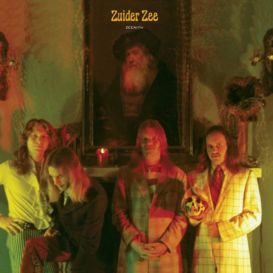 "The Zuider Zee album ""Zeenith."""