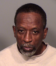 The 61-year-old Donald Lovett is wanted in connection with several downtown burglaries.