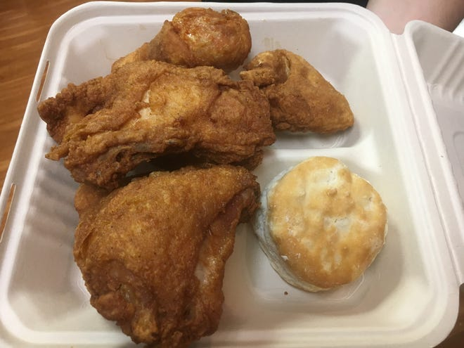 ZaZing!'s signature Country-Style Fried Chicken comes in both individual and family-sized meals.