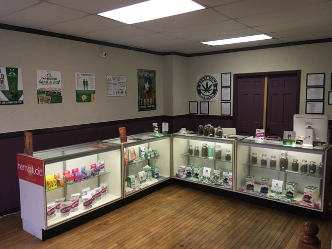 Starbuds Medical opened in mid-December and is the first of its kind in Menomonee Falls.