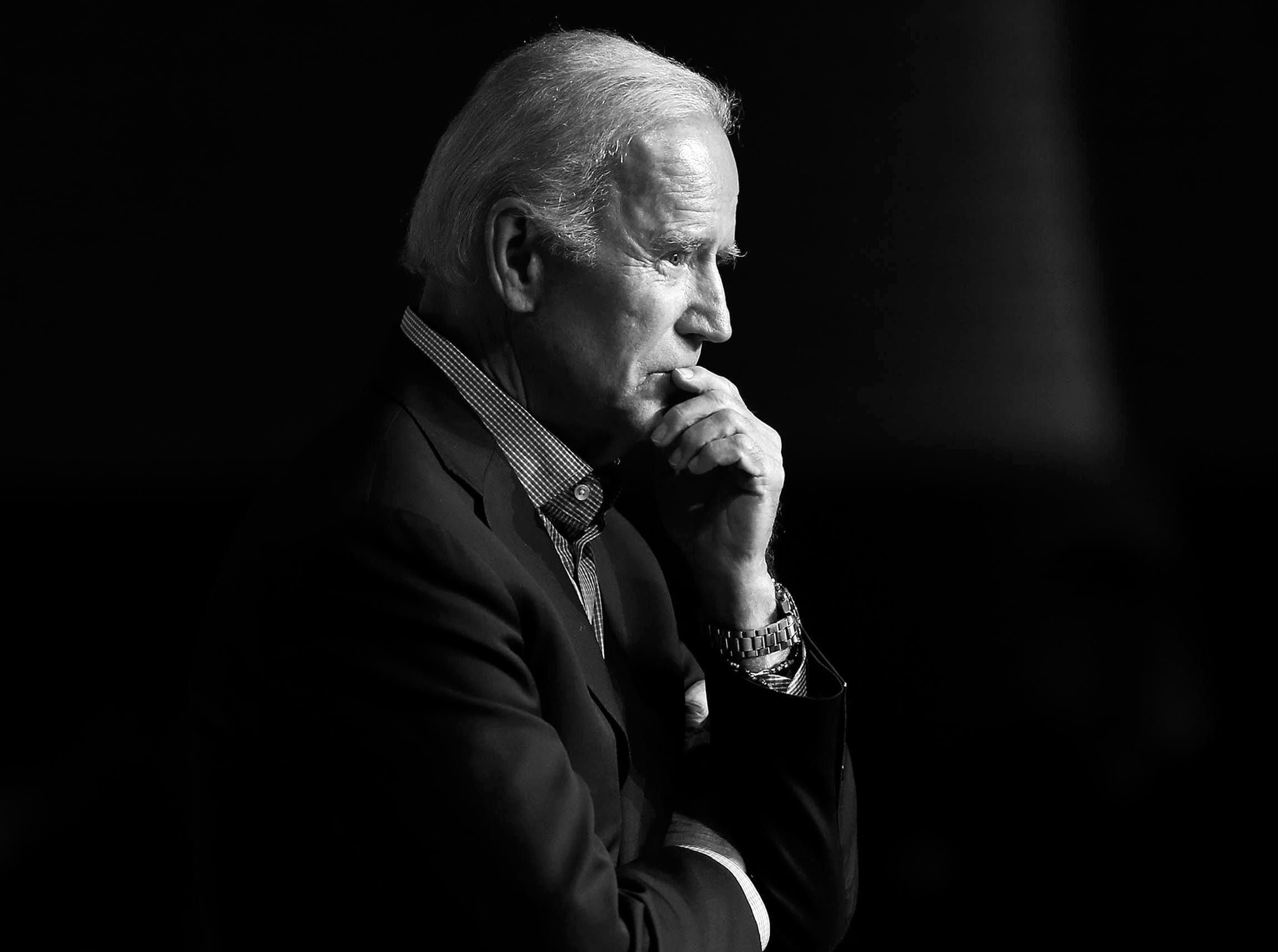October 13, 2017--Joe Biden, the 47th vice president of the United States,  discussed 'It's On Us,' a national campaign to end sexual assault on college campuses during his visit to Rutgers University. The campaign was launched in 2014 following recommendations from the White House Task Force to Prevent Sexual Assault.