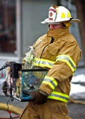 Learn about the many ways firefighters help the community at the Morris Museum during January.
