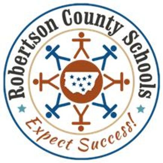 Robertson County Schools logo