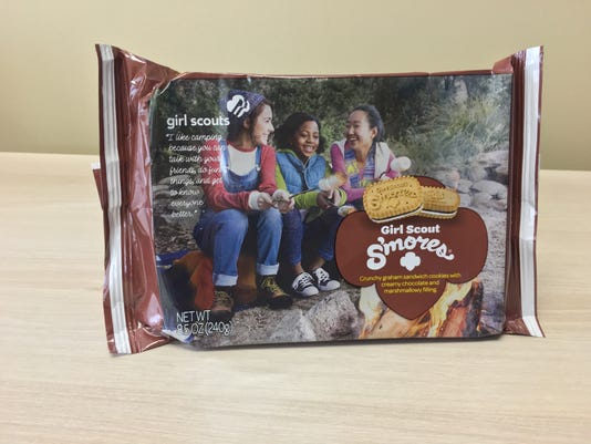 Girlscoutsmores