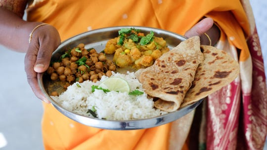 Gigamunch subscribers get an ethnic meal delivered to their doorstep on Mondays.
